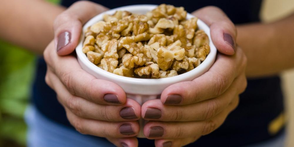Eat walnuts to lower blood pressure, new study suggests