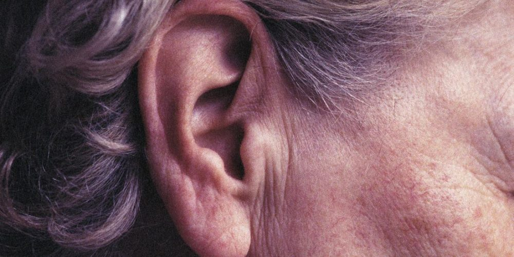 How 'tickling' the ear could prevent age related disease
