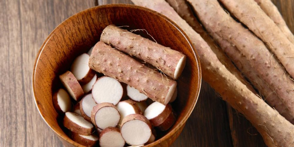 What are the health benefits of wild yam?