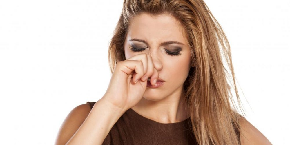 What causes a pimple in the nose?