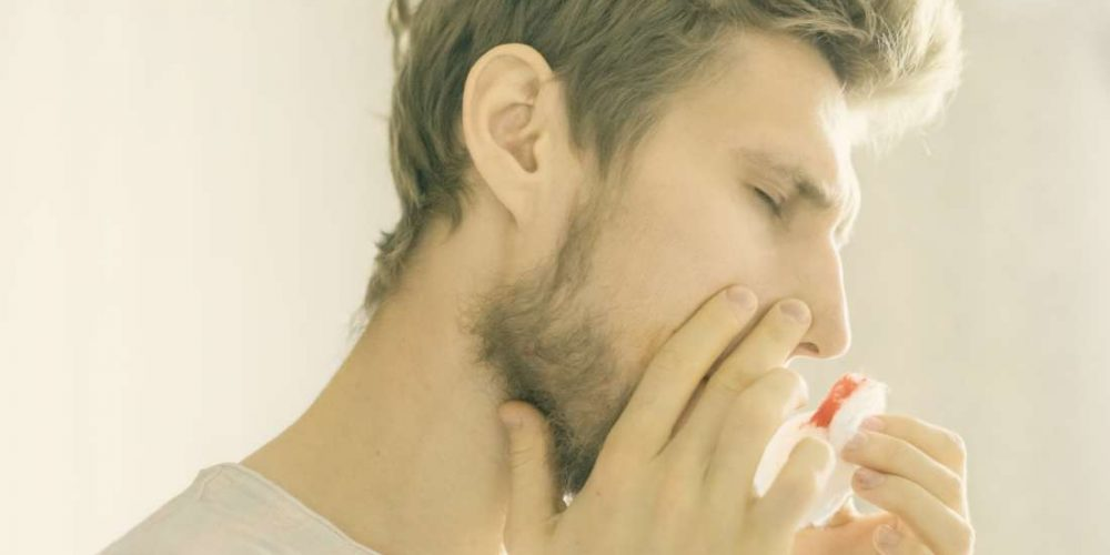 What to know about nosebleeds with clots