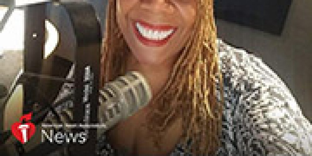 AHA News: After Stroke, Radio Legend Walks the Talk of Self-Care