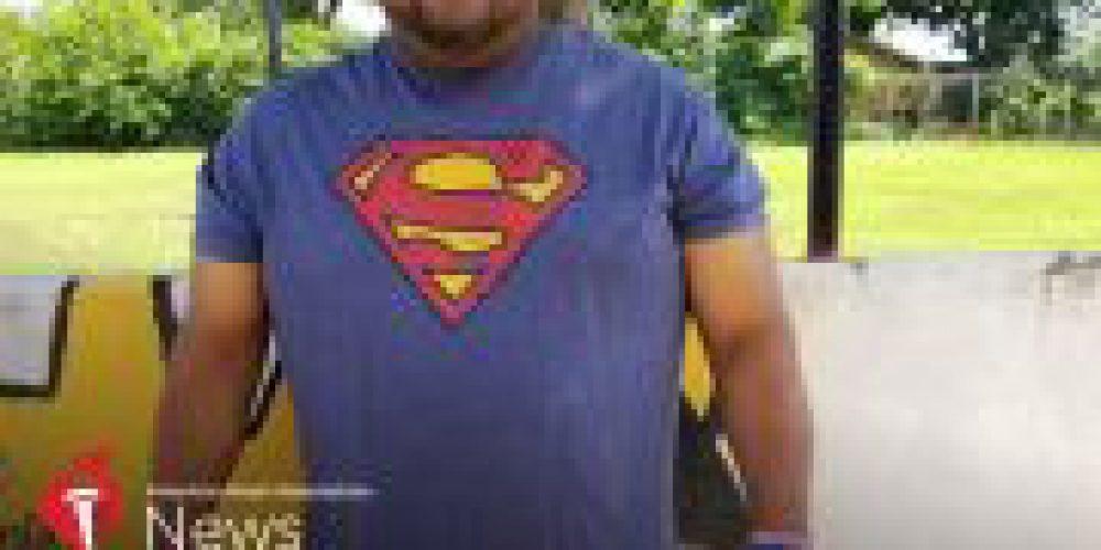 AHA News: Stroke Showed He Wasn't Bulletproof – But He Could Still Be a Hero