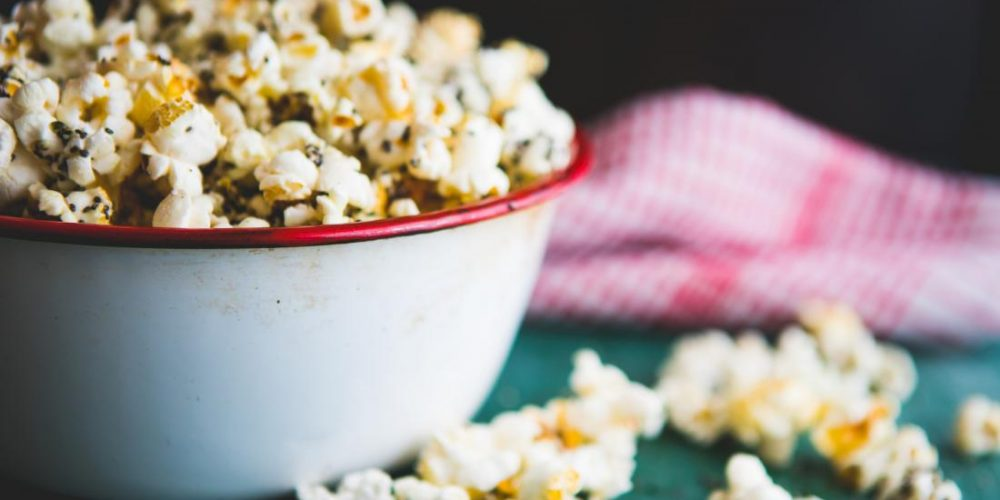 Are there carbs in popcorn?