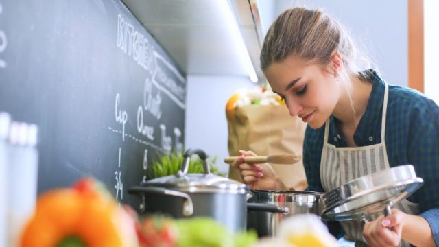 Cooking Food Changes Makeup of Gut Bacteria