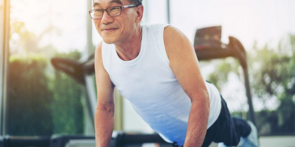 Exercise especially important for older people with heart disease