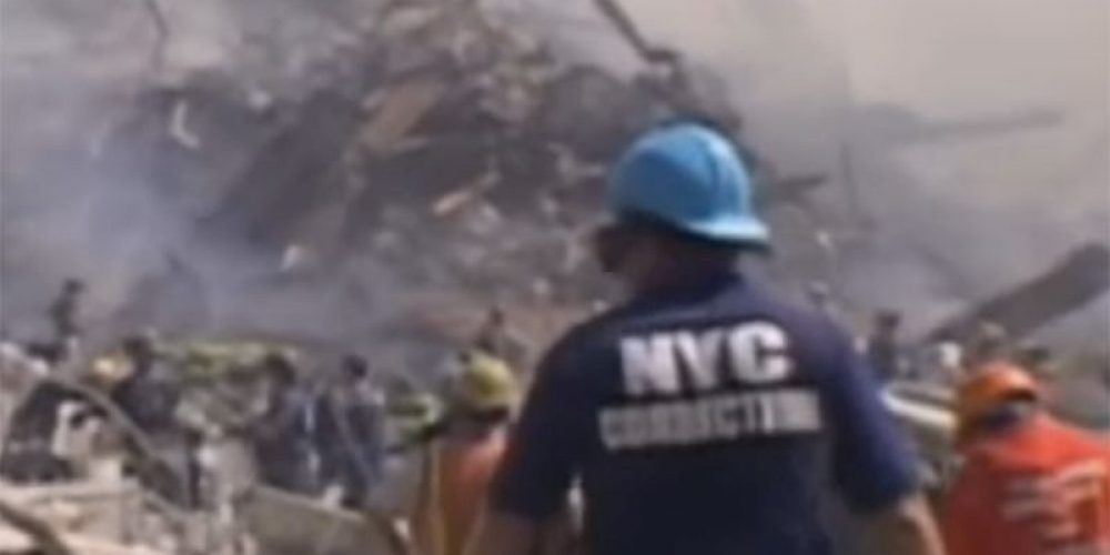 Head, Neck Cancers Up Among 9-11 Responders: Study
