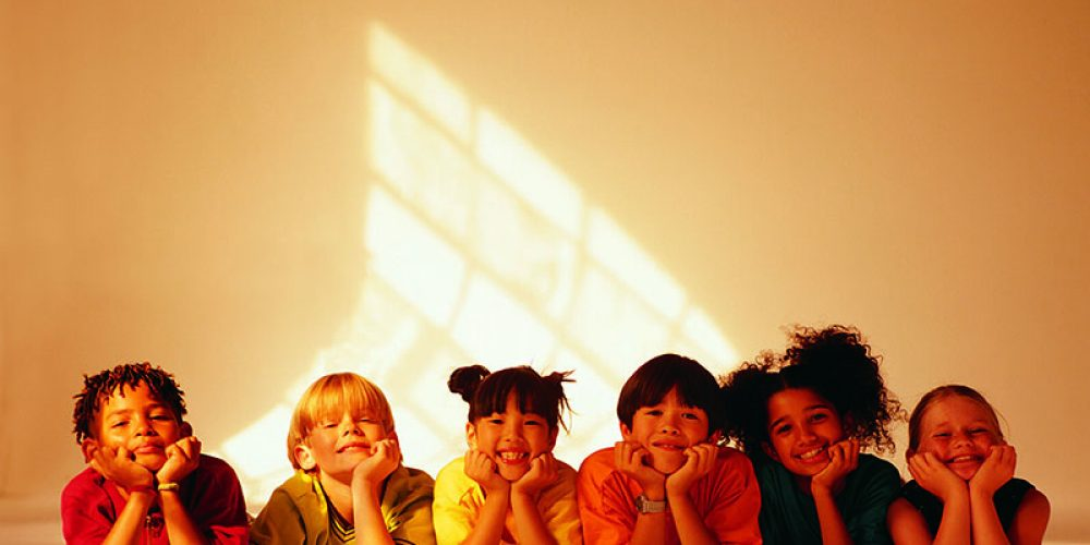 Preschool Is Prime Time to Teach Healthy Lifestyle Habits