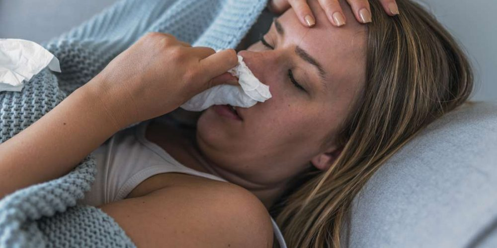 Risks of dying from pneumonia