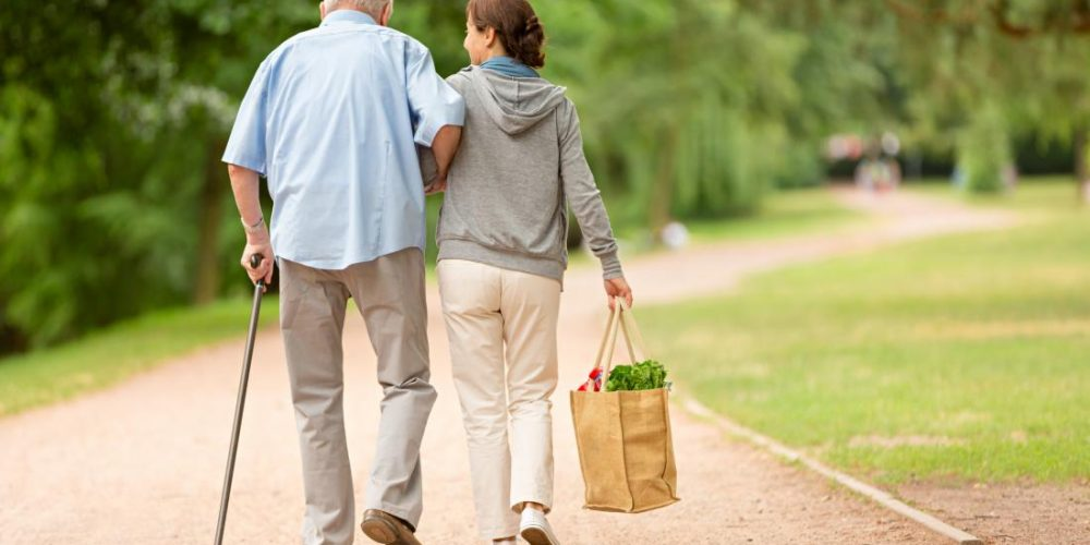 Slow walking speed in midlife linked with faster aging