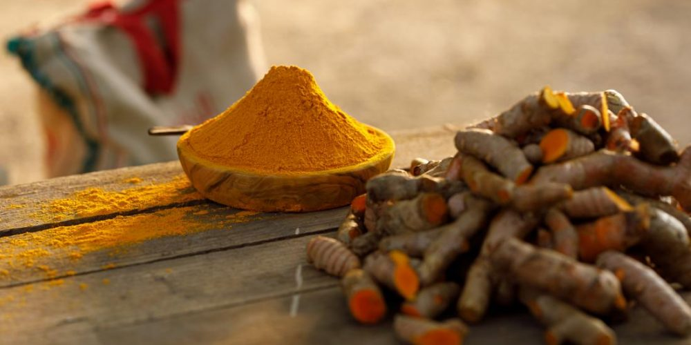 Turmeric may contain dangerous levels of lead