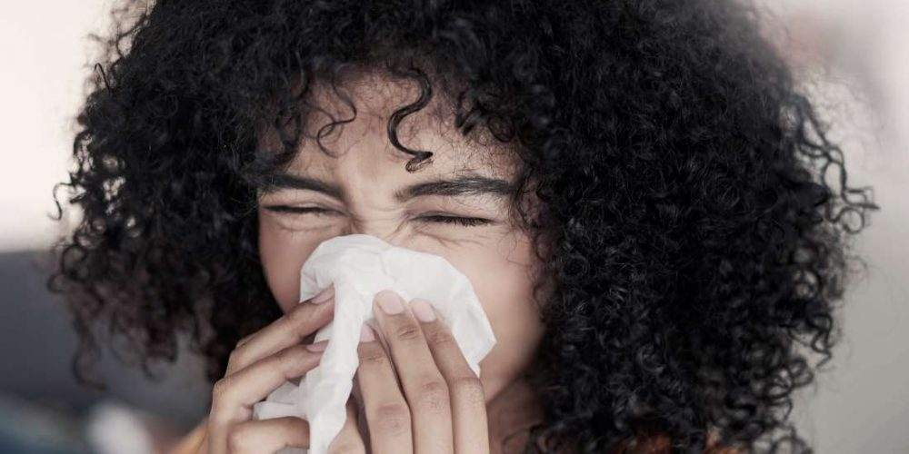 What is influenza B and what does it do?
