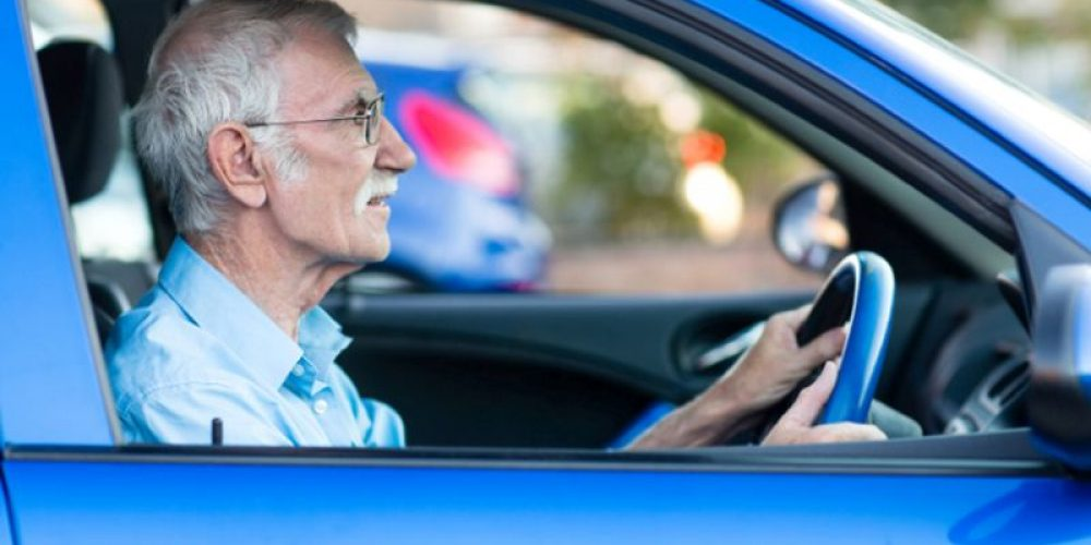 When Is It Time for Seniors to Hand Over the Car Keys?
