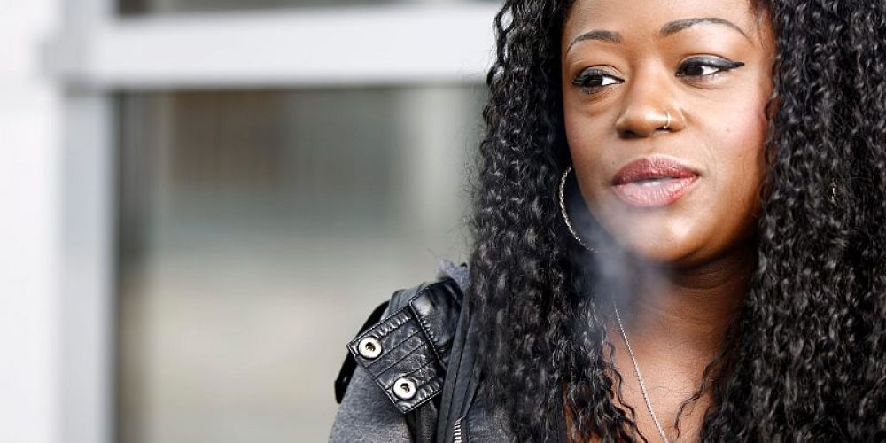 Young Female Smokers at Especially High Heart Risk