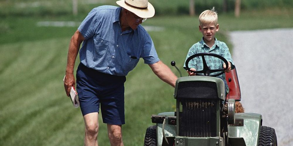 Ageism Disappears When Young and Old Spend Time Together