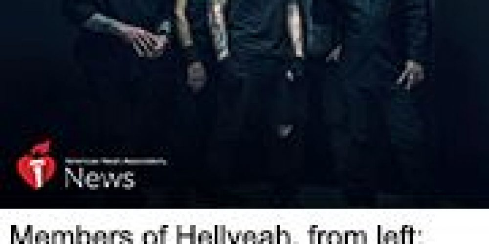 AHA News: Drummer's Death Inspires Grief-Stricken Bandmates to Rethink Rock 'n' Roll Lifestyle