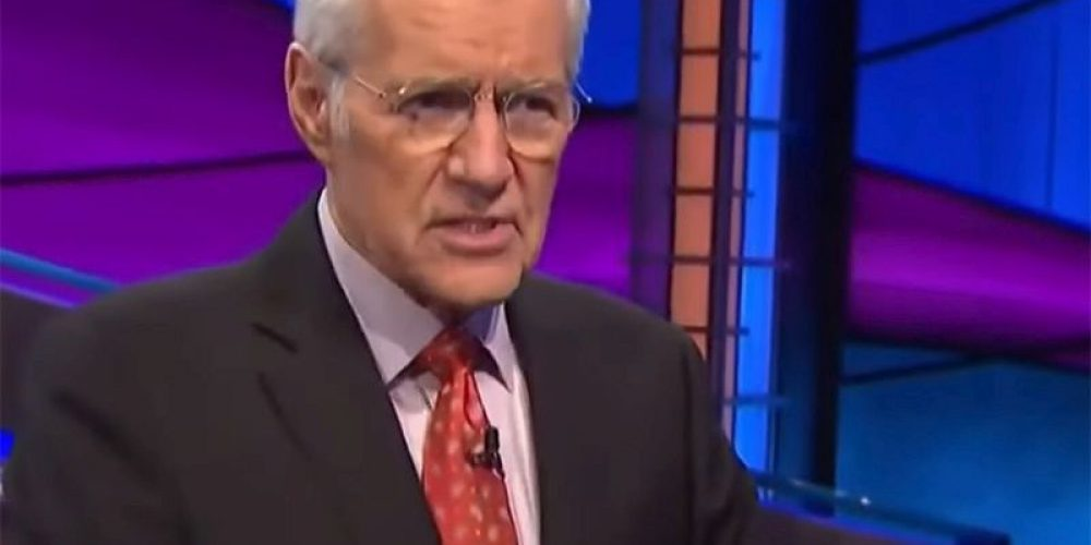 Alex Trebek Says Chemo Is Making Hosting 'Jeopardy!' a Lot Tougher