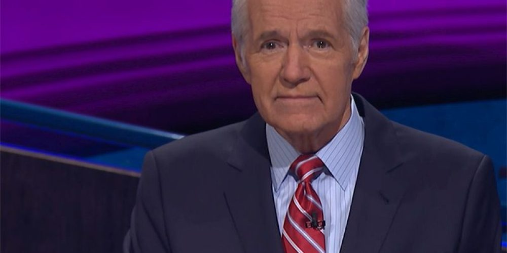 Alex Trebek Says His Pancreatic Cancer Is 'Near Remission'