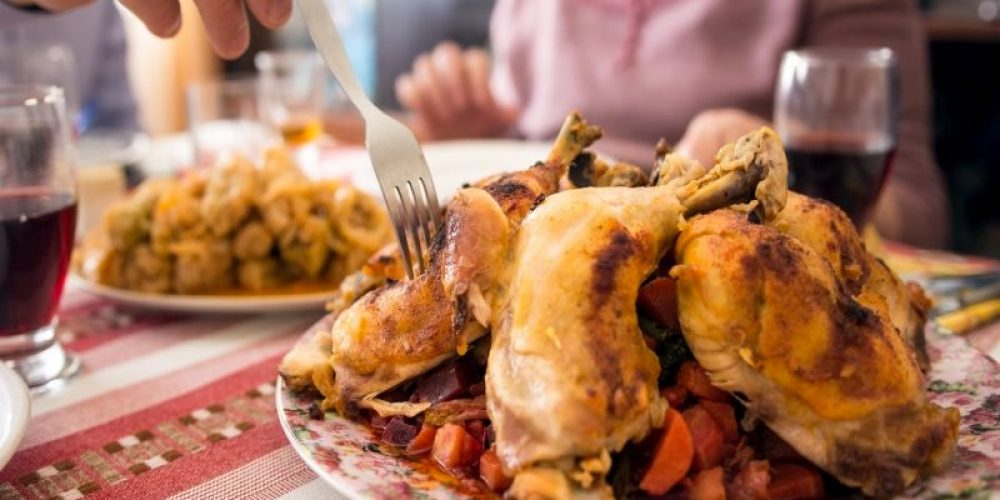 Body Adapts, Recovers From Occasional 'Pigging Out,' Study Finds