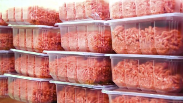 CDC: Salmonella outbreak linked to ground beef