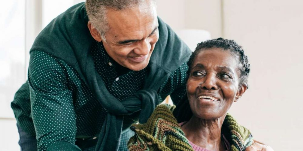 How to care for someone with Alzheimer's disease