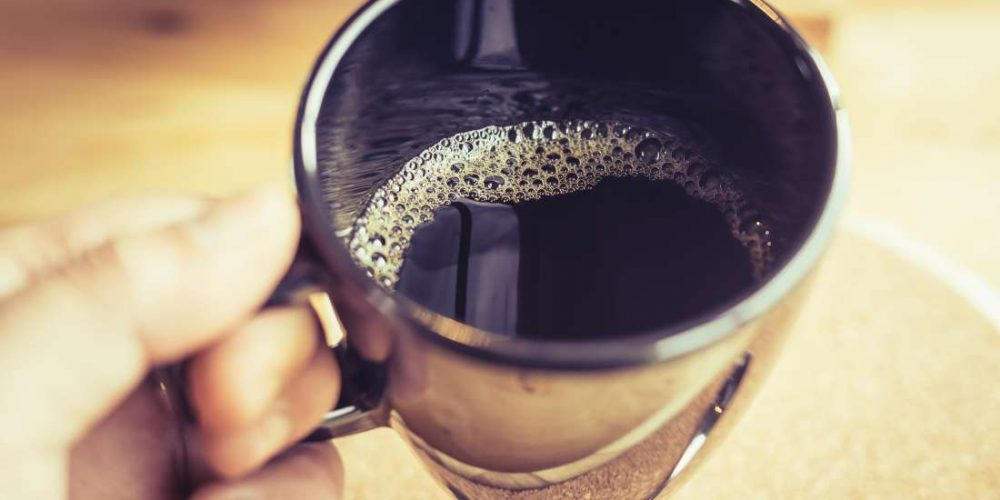 Is decaf coffee harmful to health?