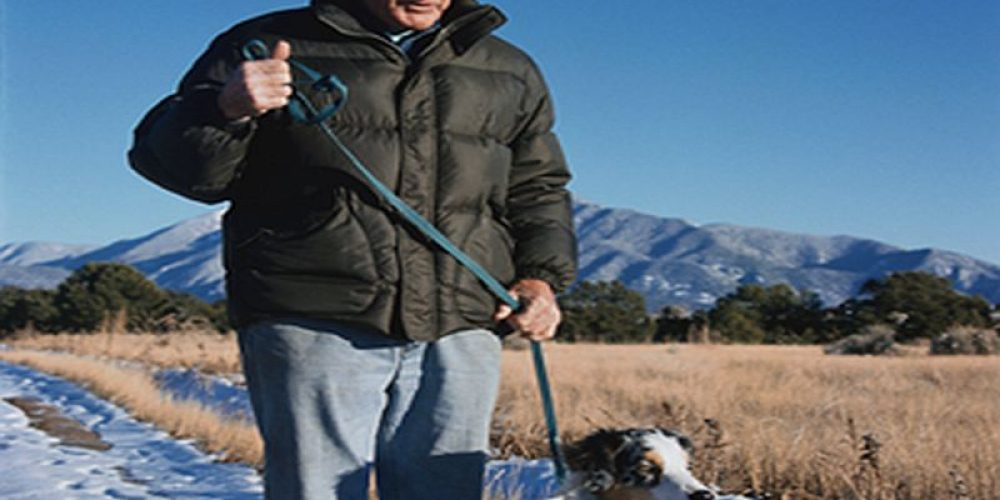 Pooch Peril: More Elderly Are Fracturing Bones While Dog Walking