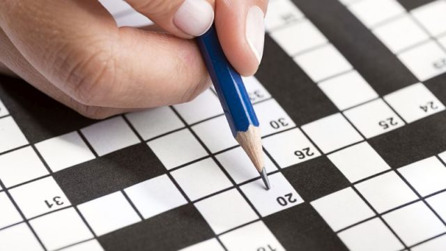 Sudoku, Crosswords Could Make Your Brain Years Younger