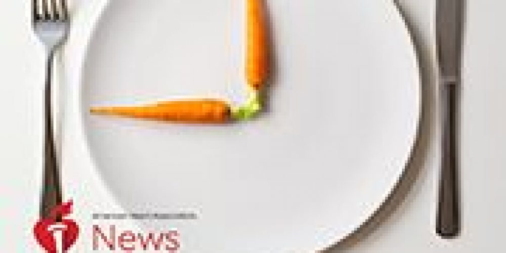 AHA News: Regular Fasting Could Lead to Longer, Healthier Life