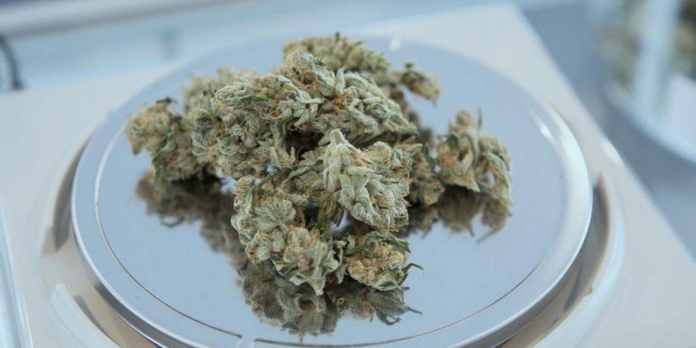 Can a cannabis-based drug treat cannabis dependence?