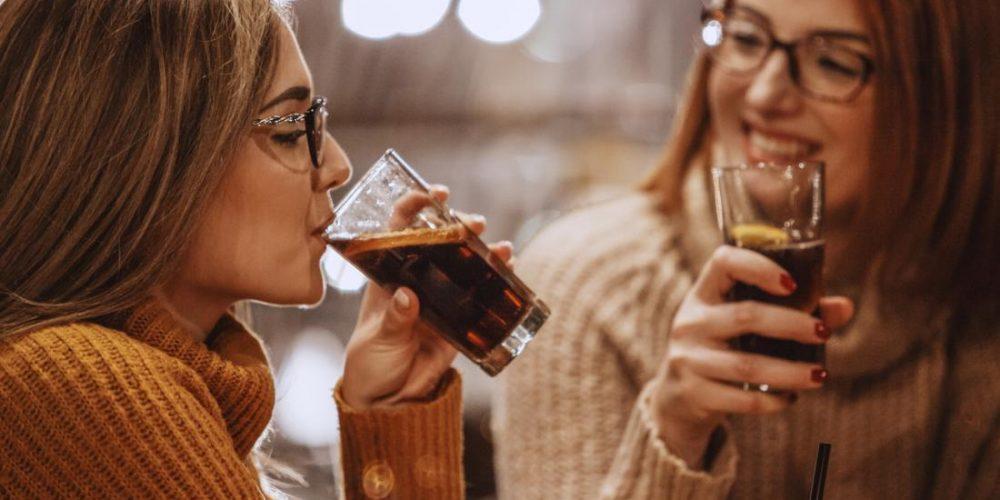 Do soft drinks affect women's bone health?
