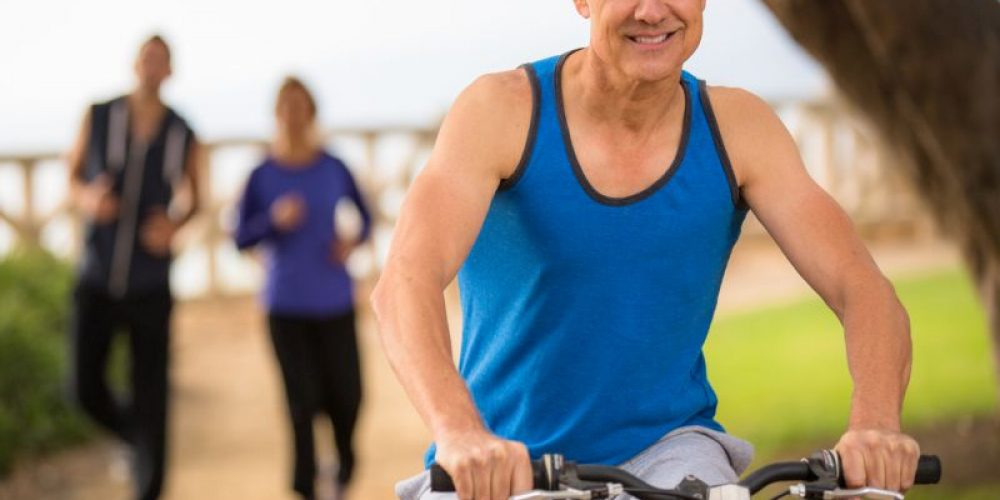 Have Heart Disease? Exercise Will Help at Any Age
