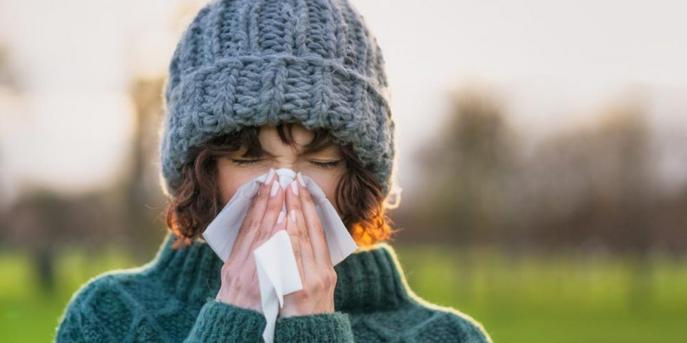 How long does it take a cold to go away?