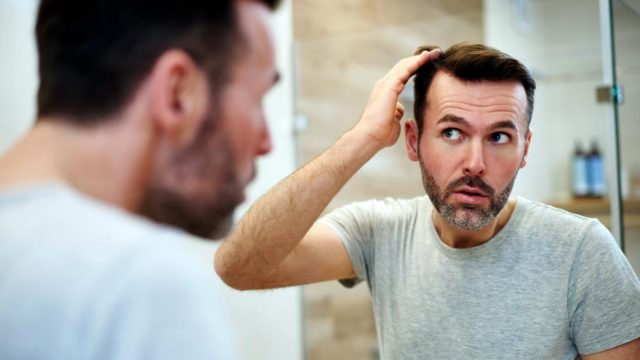 How much hair loss is normal?