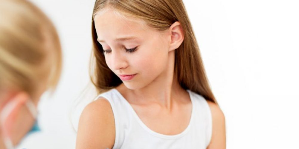 HPV Vaccine Driving Down Cervical Pre-Cancer Rates