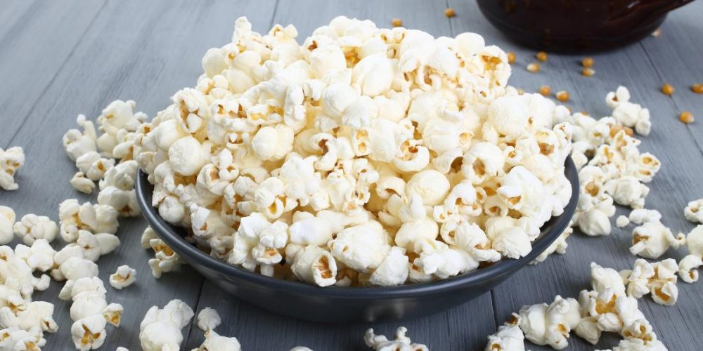 Is popcorn a healthy snack?
