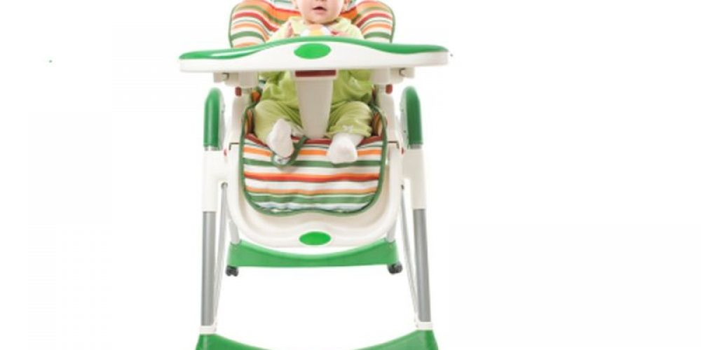 Keep Your Child Safe in Her High Chair