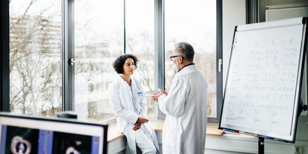 Lung cancer: AI shows who will benefit from immunotherapy