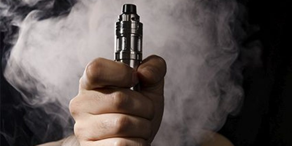 Many Parents Think Vaping Around Kids Is Fine
