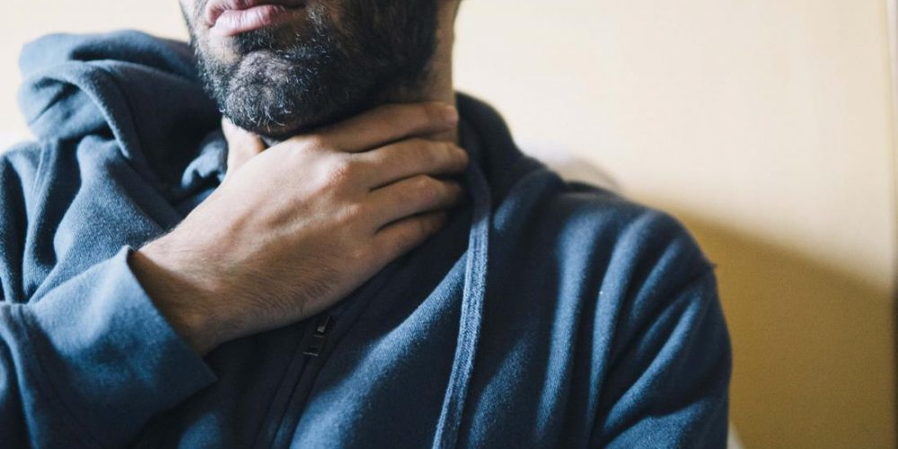 Sore throat and rash: Strep infection and other causes