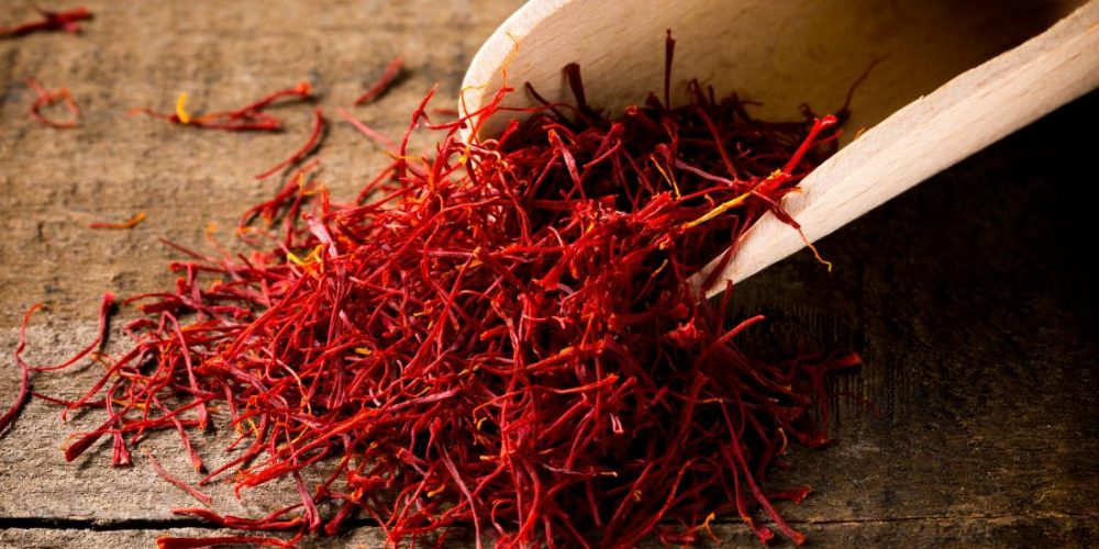 What are the health benefits of saffron?