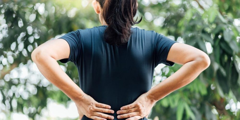 What causes lower back and hip pain?