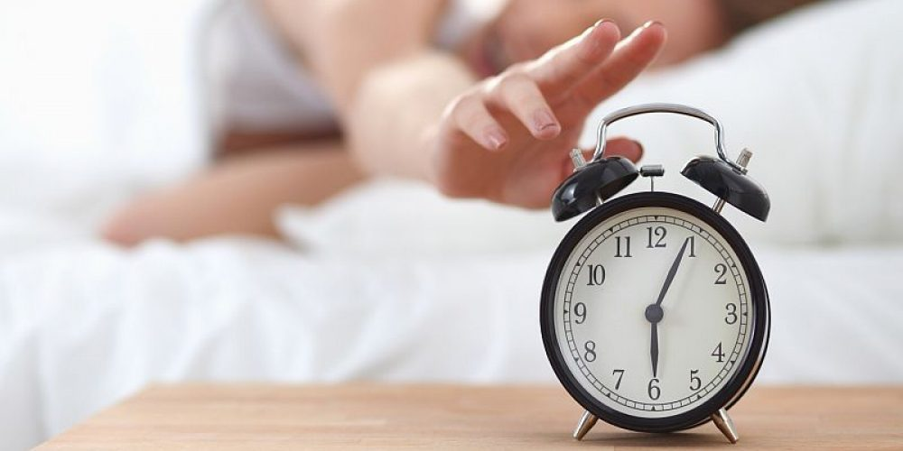With Time Change, Use That Extra Hour for Sleep