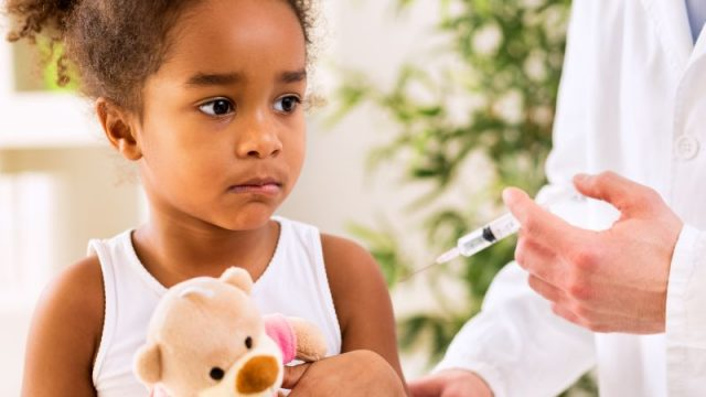 A Flu Shot May Spare Your Young Child a Hospital Visit