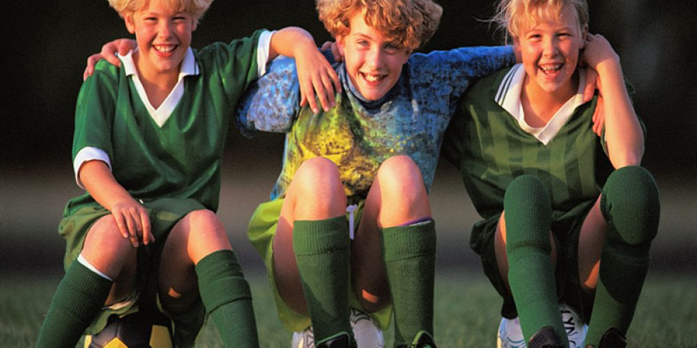 Concussion Often Hits Elementary School Kids, Too