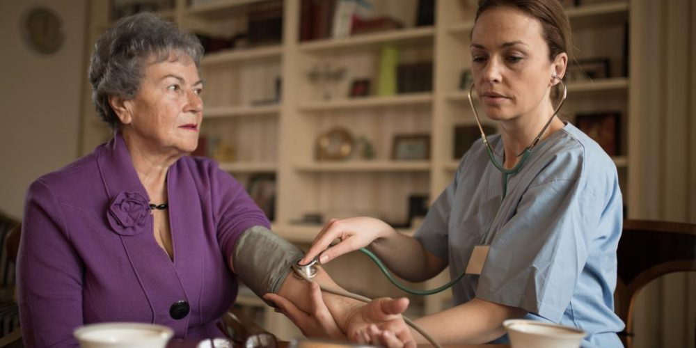 Fluctuating blood pressure may speed up cognitive decline in Alzheimer's