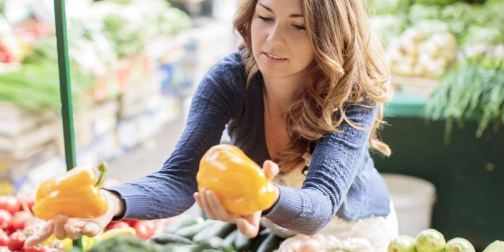 Have Kids, Buy More Produce?