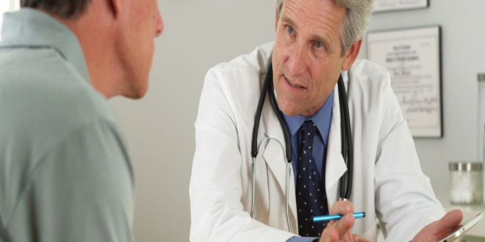 Help for Impotence Starts With Frank Talk With Doctor