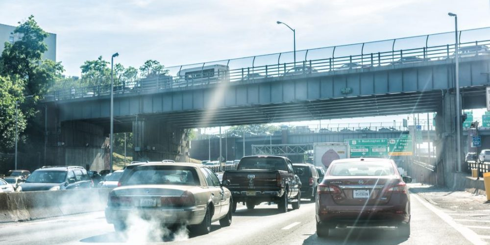 Local vehicle exhaust may raise stroke risk