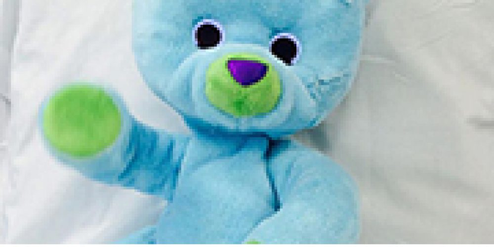Meet 'Huggable,' the Robot Bear Who's Helping Hospitalized Kids